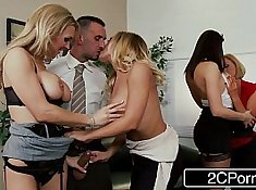 Orgies and different types of group sessions in high quality
