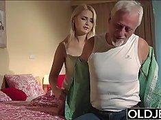 Brunete Teen Masturbates Wet Pussy And Swallows