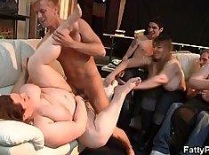 Fat Boob Loving Sex