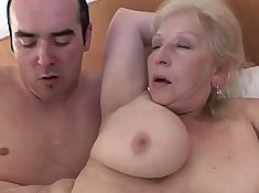 Stunning sweetest mature woman eating sperm from her beloved