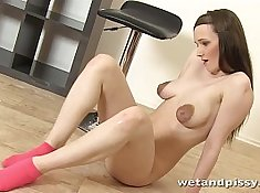 My Feet Piss and Fuck Each Other hard , Using a Hammer 21