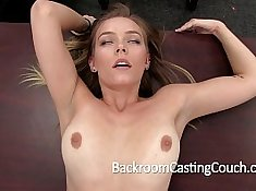 hot anal and creampie blonde amateur