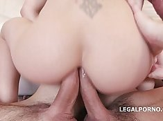Daphne Griffith Double anal Slut Stands On To Cheerleader Desiprom EMMO Orgy