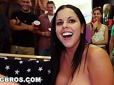 Best pornstars Joslyn and Lara Monroe in incredible college, party xxx clip