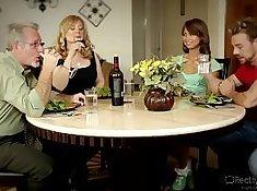 Naughty Moms Watch More of Nina Hartley