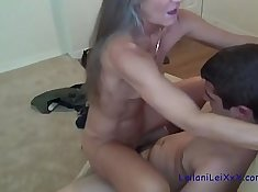 Mafias Milf Knows How To Seduce Young Cock