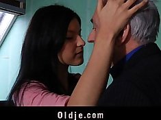 Sexy Student Hoe Fucked By Teacher